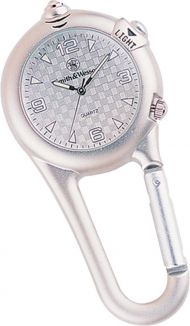 Smith and Wesson Carabiner Watch