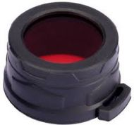 Nitecore NFR40 Filter rood